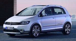 Volkswagen Golf обзаведется внедорожной модификацией