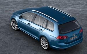 Новый Volkswagen Golf Variant оснащается системой полного привода