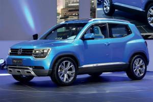 Компактный Volkswagen Taigun будут собирать  в России