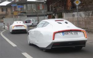 Суперэкономичный Volkswagen XL1 превратится в «горячий» XR1