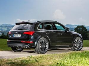 Тюнинг Audi SQ5 – пакет доработок от ABT Sportsline