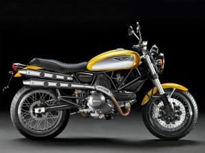 Ducati Scrambler должен появиться в 2014 году