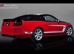 Тюнинг Ford Mustang от Saleen – Mustang George Follmer Edition