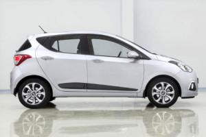 Скоро появится новое поколение Hyundai i10