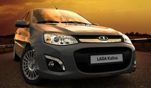 Новую Lada Kalina будут представлять сутки