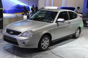 Lada Priora становится дефицитным товаром