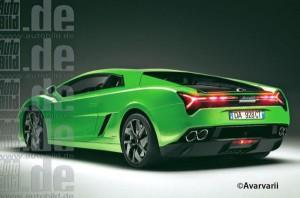 Новые шпионские фото Lamborghini Cabrera появились в Сети