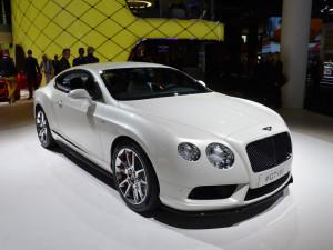 Начался прием заказов на новейший Bentley GT V8 S