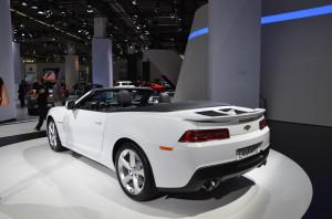 Chevrolet Camaro подвергся серьезному обновлению