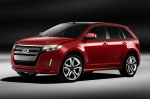 Ford Edge станет глобальной моделью