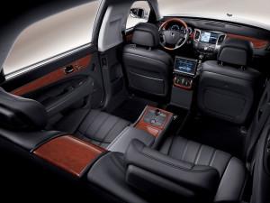 Hyundai Equus Limousine выходит на российский рынок