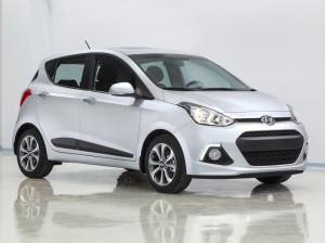Новое поколение Hyundai i10 стало больше и комфортнее