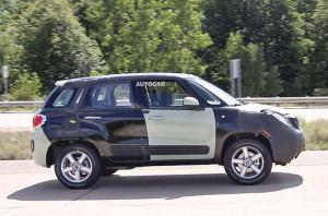 Jeep тоже хочет выпустить конкурента Nissan Juke