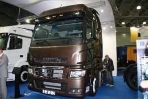 Модель КАМАЗ-5490 с кабиной «Мерседеса» начнут собирать в сентябре
