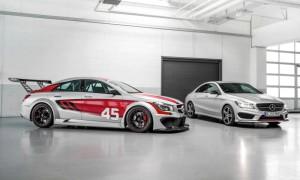 Mercedes-Benz представил две новым модификации модели CLA – 250 Sports и 45 AMG