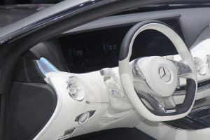 Во Франкфурте показали прототип Mercedes-Benz S-Class Coupe