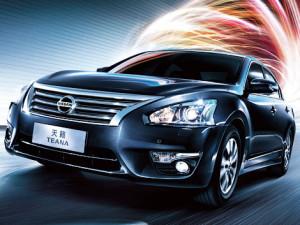 Производство обновленной Nissan Teana стартует в Петербурге в январе