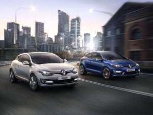 Компания Renault обновляет линейку Megane