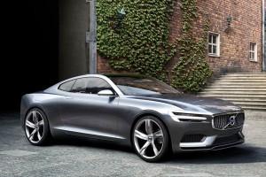 На Франкфуртском автосалоне представлен Volvo Concept Coupe