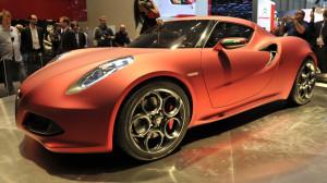 Заряженная Alfa Romeo Giulietta получит мотор от купе 4C