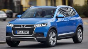 В планах Audi целый ряд новых внедорожников