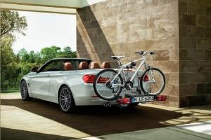 В интернете появились фото кабриолета BMW 4-Series