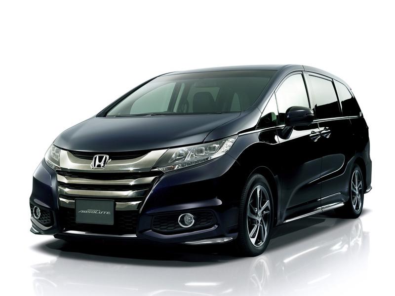 Хонда одиссей 2014 фото