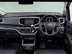 Представлены фотографии нового поколения Honda Odyssey для рынка Японии (+фото)