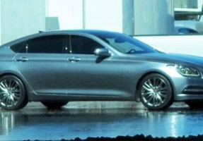 Новое поколение Hyundai Genesis оснастят новым фирменным полным приводом HTRAC