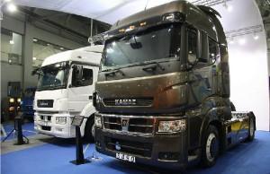 Новый магистральный тягач КАМАЗ-5490 поставлен на конвейер