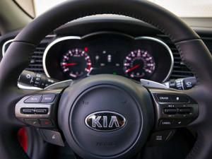 Стартует производство рестайлинговой Kia Optima