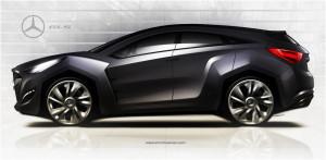 Mercedes-Benz тоже хочет разделить успех BMW X6