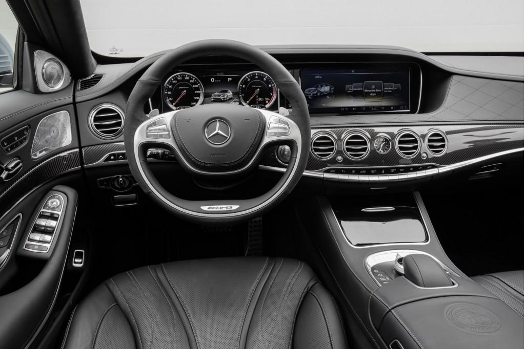 Mercedes-Benz S 65 AMG дебютирует в Лос-Анджелесе - avtovesti.com