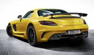 Новый суперкар Mercedes-Benz назвали AMG GT