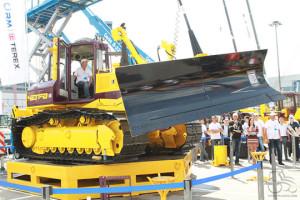 «Тракторные заводы» представляют новый бульдозер Т-11СП