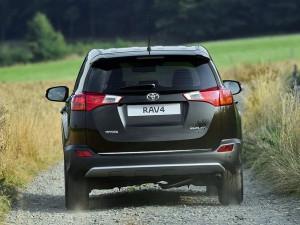 Новая дизельная модификация Toyota RAV4 выходит на европейский рынок