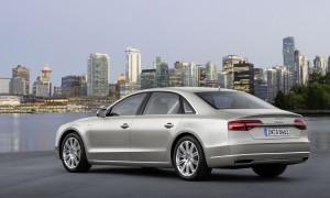 Объявлена стоимость «посвежевшего» флагмана Audi A8 для россиян