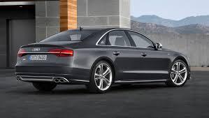 Рестайлинговый Audi S8 выходит на российский рынок