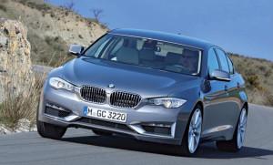 В гамме нового поколения BMW 5-Series будет 3-цилиндровый двигатель