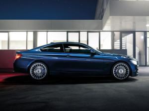 Alpina представила свою «четверку» BMW – B4 BiTurbo