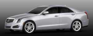 В Детройте дебютирует новое поколение купе Cadillac ATS