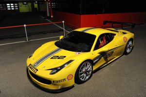Ferrari предствила новую 458 Challenge - Evoluzione