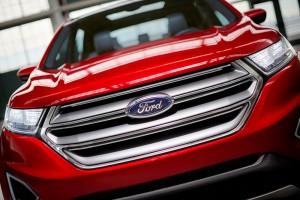 Второе поколение Ford Edge получит более выраженный дизайн