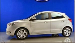 Предсерийная версия нового поколения Ford Ka представлена
