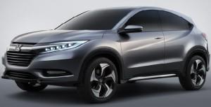 Самый компактный кроссовер Honda будет носить имя CR-U