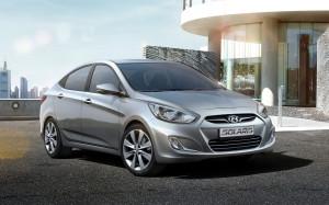 Hyundai Solaris «посвежеет» в ближайшем будущем