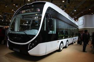 Iveco представила свои автобусы на Busworld Kortrijk