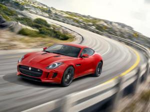 Состоялась официальная премьера Jaguar F-Type Coupe