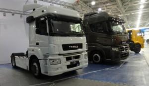 Первые КАМАЗы-5490 появятся на дорогах России в этом году