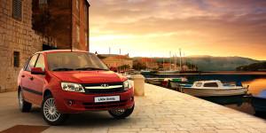 Автоваз выпустит две новые модификации Lada Granta c ESC и боковыми подушками